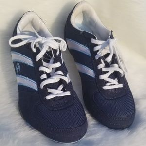 Champion Blue Women's Casual Tennis Shoes